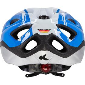 KED Tronus Helmet blue pearl